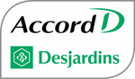 Financement disponible via le programme AccordD de Desjardins